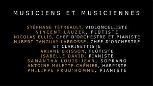 Concert-apéro sur Livetoune | Musiciens et musiciennes